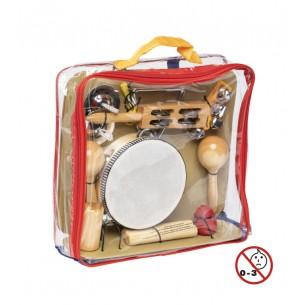 CPK-01 - Set de petites percussions Kids Tune pour enfants