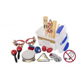 CPK-02 - Ensemble de petites percussions pour enfants
