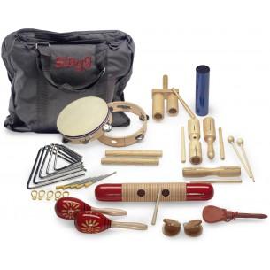 CPJ-05 - Kit percussion pour enfants, avec sac