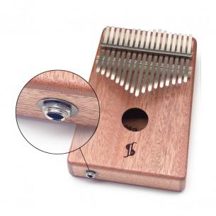 KALI-PRO17E-MA - Kalimba électro-acoustique professionnel à 17 lames