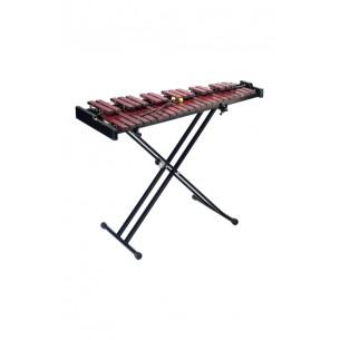 XYLO-SET 37 HG - Ensemble xylophone professionnel, 37 lames, modèle de table