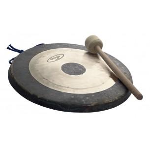 """TTG-40 - Gong Tam Tam 40"""" avec mailloche"""