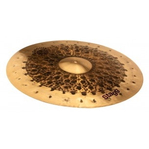 "GENG-RM20D - Cymbale Genghis medium ride 20"", série Duo"