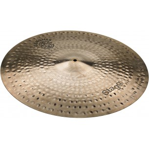 "GENG-RM21R - Cymbale Genghis medium ride 21"""