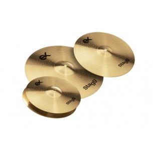 EXK SET - Set de cymbales en alliage B8