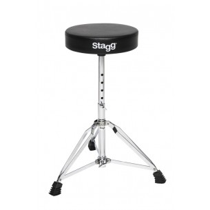DT-32CR - Drum Throne,Double-Braced,Chrm