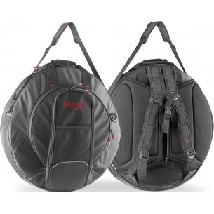 SCYBB-22 - Pro Cymbal Bag W/ 2 Backstraps