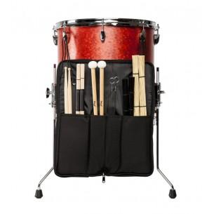 DS04 - Nylon Drumstick Bag-Black