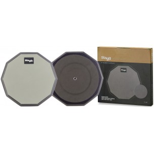 """TD-08R - 8"""" Practice Pad,10-Sided Type"""