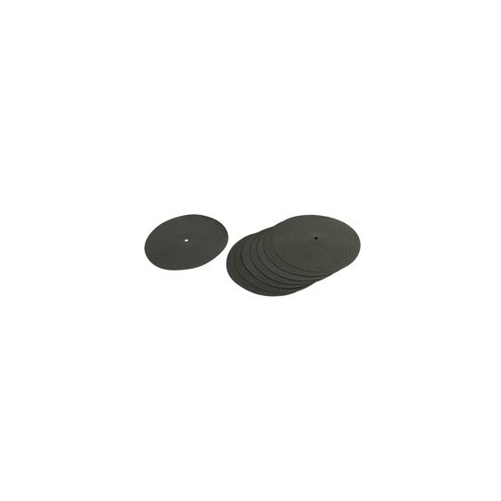 Pack de 5 protections cymbales