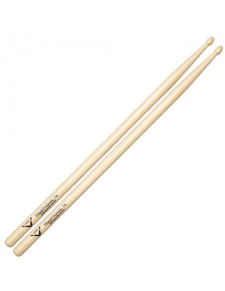 Baguettes American Hickory Traditional 7A Olive bois