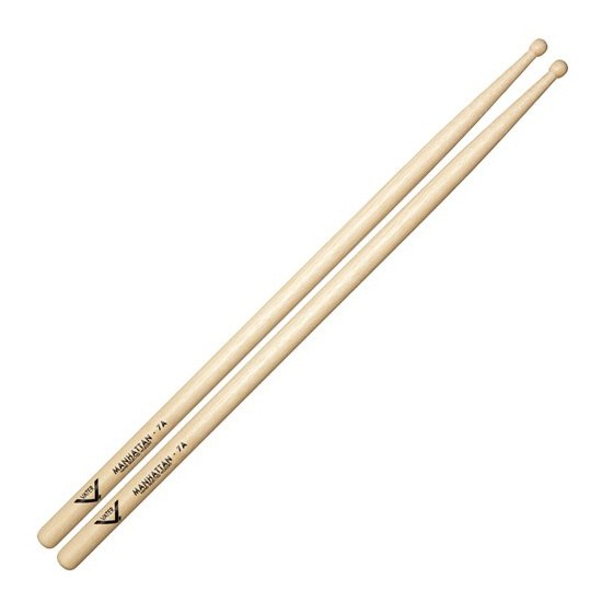 Baguettes American Hickory Manhattan 7A Olive bois