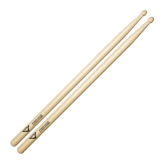 Baguettes American Hickory Power House Olive bois
