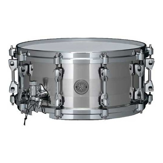 """PSS146 - Caisse claire Starphonic Warlord Spartan 14"""" x 6"""", métal"""