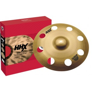 "HHX EVOLUTION Pack performance - Crash 16'' / Ride 20'' / Hi-hats 14'' + crash 18"" Ozone OFFERTE"