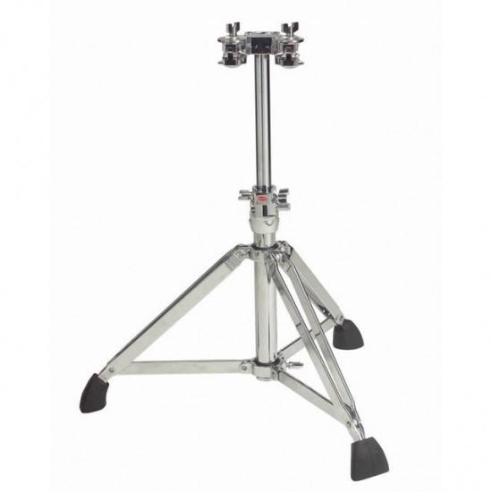 9813DP - Stand pour tom tripod, pour bras sur rotule et emplacement tube stand cymbale