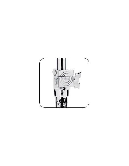5500D - Pédale de hi-hat tripode, plaque stabilisatrice, charnière à roulements