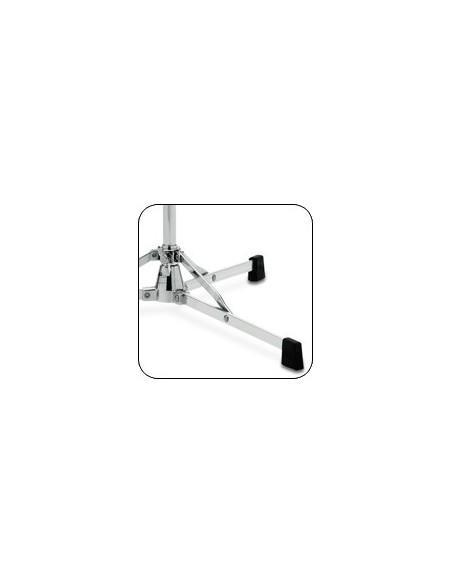 6710 - Stand cymbale droit, Flat Base, tilter à frein Techlock