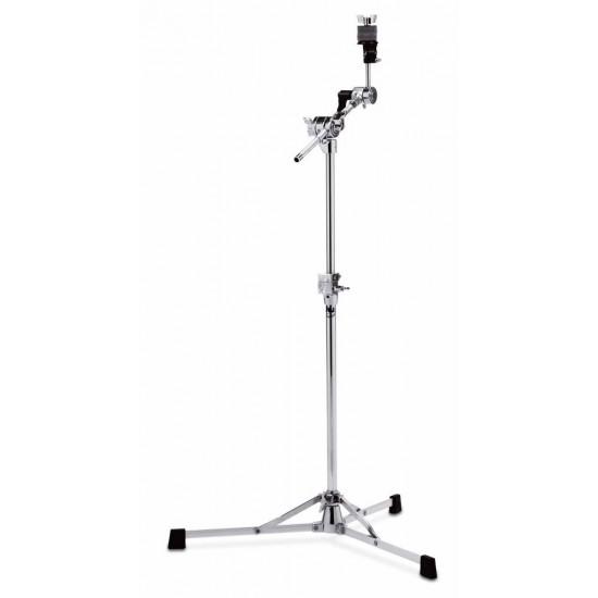 6700 - Stand cymbale perche, Flat Base, tilter à frein Techlock