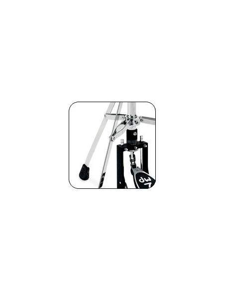 7710 - Stand cymbale droit léger, simple embase, tilter à frein Techlock