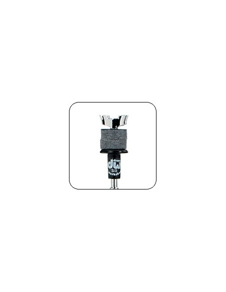 9710 - Stand cymbale droit, double embase, tilter à frein Techlock