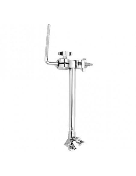SMMG991 - Support de tom sur rotule avec clamp sur tube avec V-clamp rotatif