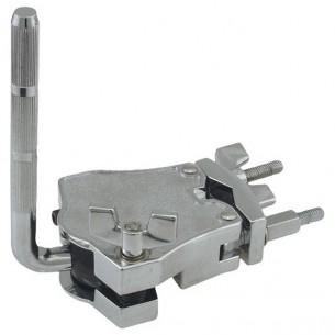 SLLRM - Bras de tom en L avec clamp intégré, tige 12,7 mm