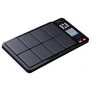 SPD-30-BK - Multi-Pad NOIR, Octapad, Phrase loop, grand LCD, USB