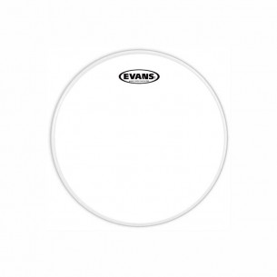 "POWER CENTER Reverse DOT Sablée 12"" Caisse-claire + renfort"