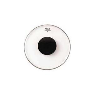"CONTROLLED SOUND Transparente 15"" + renfort noir"