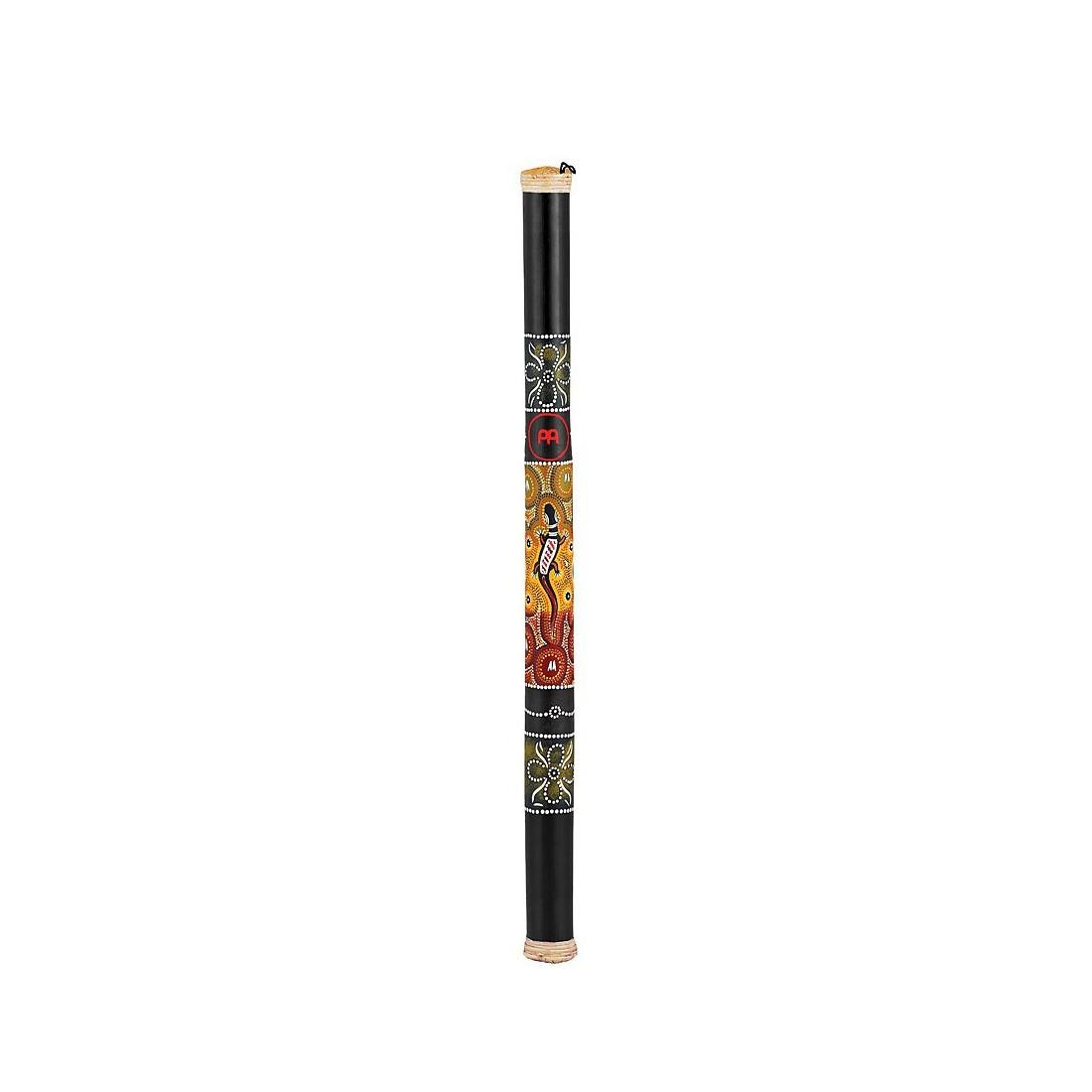 rs1bk l baton de pluie bambou naturel avec motifs. Black Bedroom Furniture Sets. Home Design Ideas