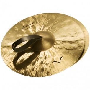 "Artisan 17"" Paire de cymbales traditionnelles Symphonic Medium Light"