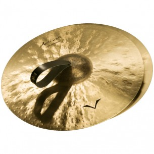 "Artisan 18"" Paire de cymbales traditionnelles Symphonic Medium Light"