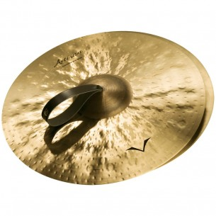 "Artisan 19"" Paire de cymbales traditionnelles Symphonic Medium Light"