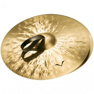 "Artisan 20"" Paire de cymbales traditionnelles Symphonic Medium Light"