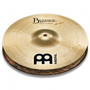 "BYZANCE Brillantes 13"" Hi-Hats Serpent Ride Roddy"