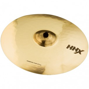 "HHX 20"" Xplosion Crash"