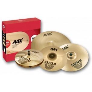 AAX Limited Edition Set X-Plosion 14''-16''-21'' + 18'' OFFERTE