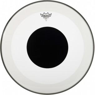 POWERSTROKE 3 Transparente 22'' Grosse-caisse - avec large renfort noir