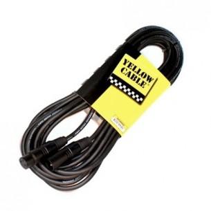 M10X - câble XLR mâle/XLR femelle - Longueur 10 mètres