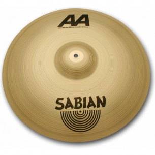 "AA 16"" Medium Thin Crash brillante"