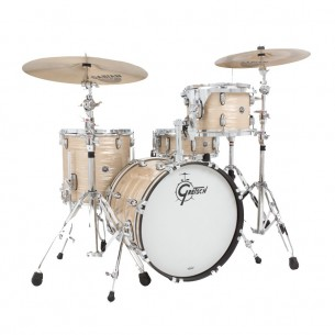 GB-J483-CO BROOKLYN 2016 3 fûts 18'' 12'' 14'' Cream Oyster