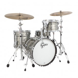 GB-J483-GO BROOKLYN 2016 3 fûts 18'' 12'' 14'' Grey Oyster