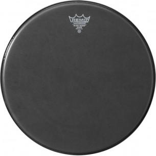 """SA-0814-ES - Peau BLACK SUEDE Snare Side 14"""" timbre caisse-claire"""