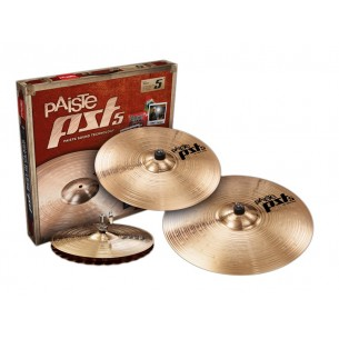 New PST5 Rock set (14''/16''/20'')