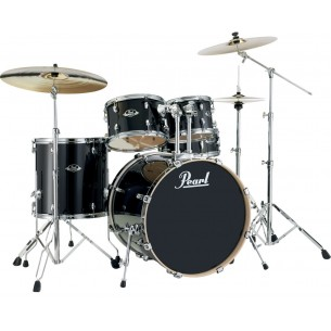 "EXPORT Lacquer EXL 5-fûts Fusion 20"" Black Smoke"