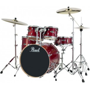 "EXPORT Lacquer EXL 5-fûts Fusion 20"" Natural Cherry"