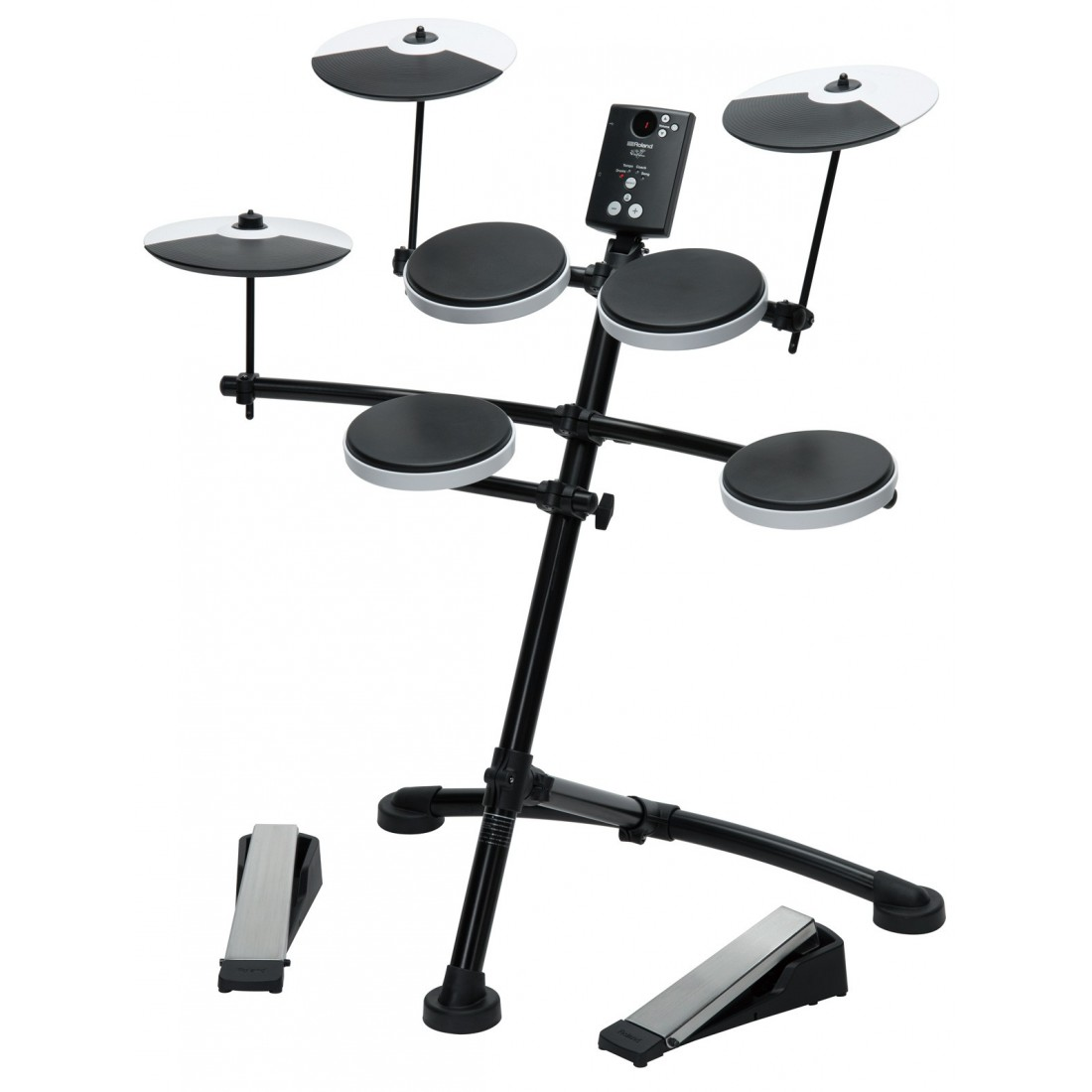 td 1k batterie lectronique v drum compacte td 1 p dales incluses. Black Bedroom Furniture Sets. Home Design Ideas