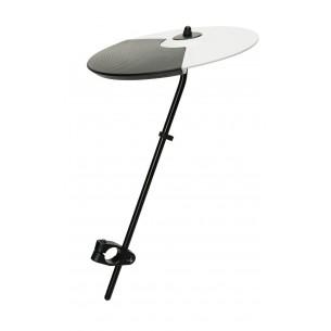 """OP-TD1C - Pad cymbale 2 zones 10"""" avec bras et clamp - pour TD-1K/KV"""